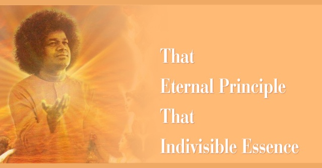 That Eternal Principle